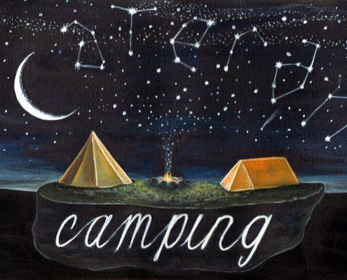 Cateran Camping